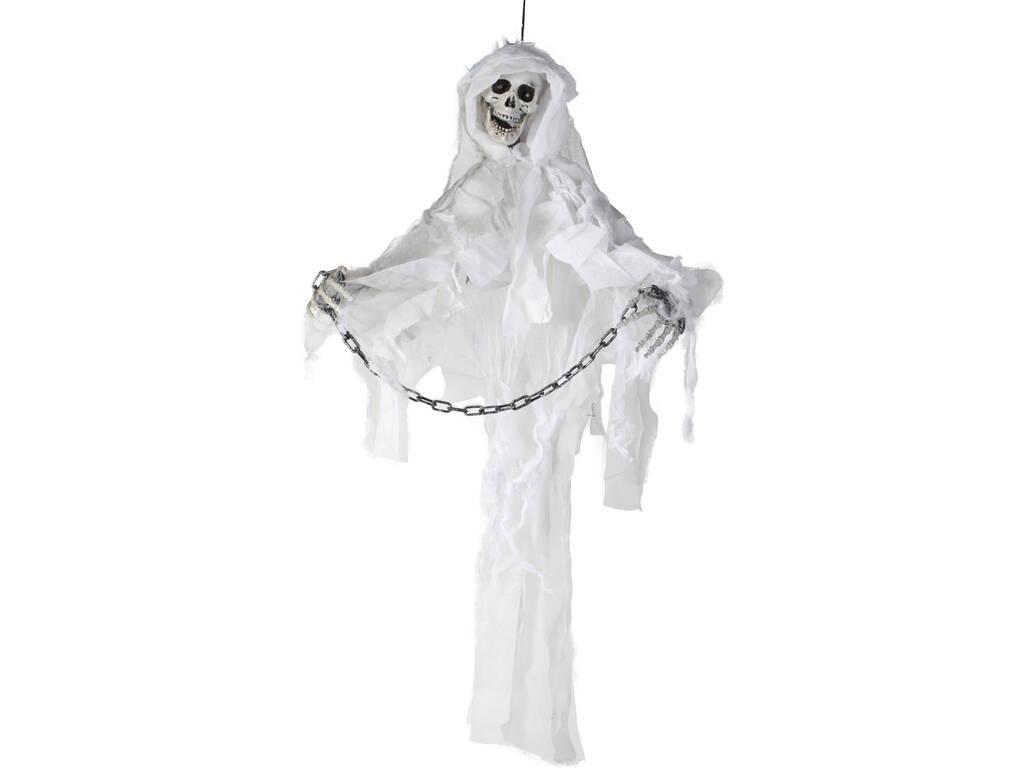 Fantasma Blanco Encadenado 90 cm.