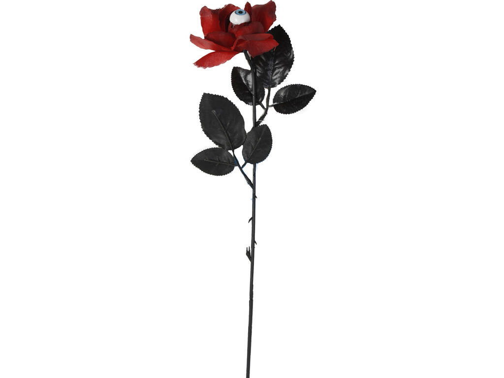 Rosa Roja con Ojo 42 cm.