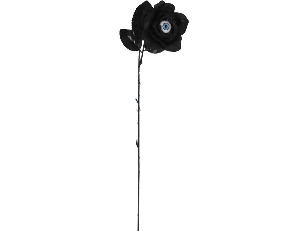 Rosa Negra con Ojo 42 cm.