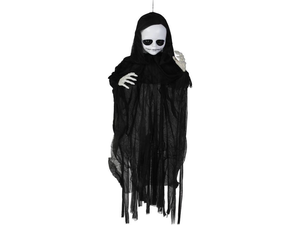 Muñeca Fantasma con Luces 83x75x12cm