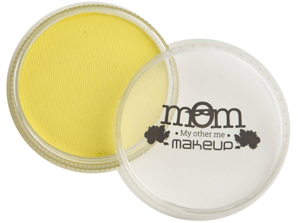 Pastilla Maquillaje al Agua 18 Gramos Color Amarillo