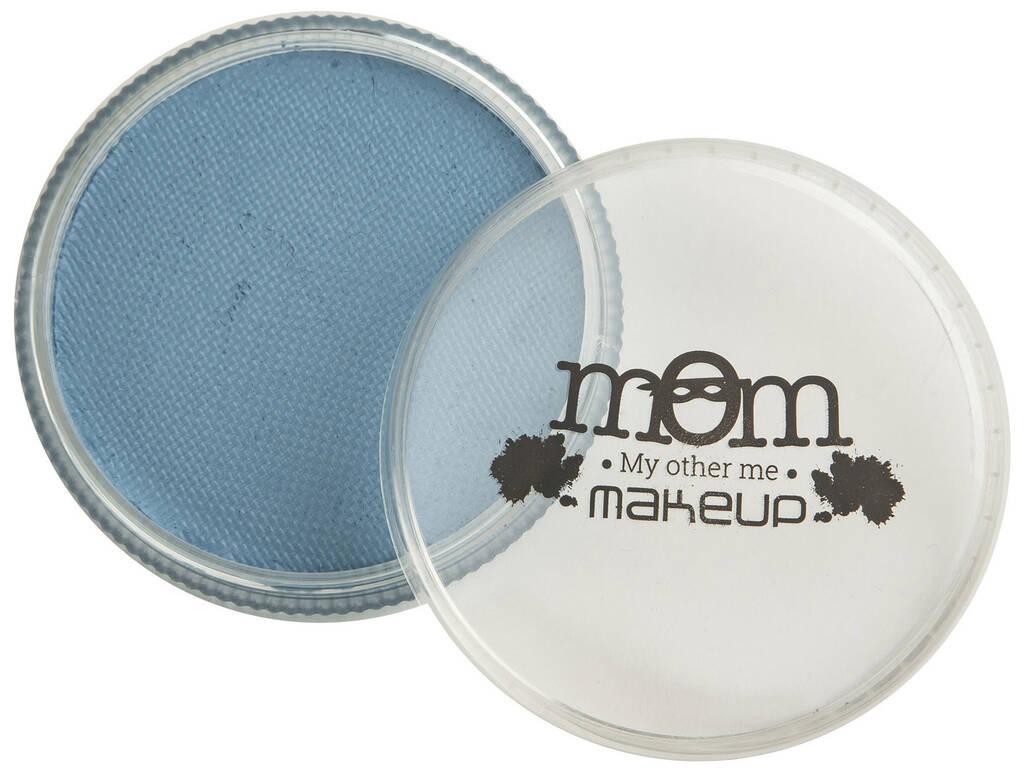 Pastilha Maquilhagem À Base de Água 18 Gramas Cor Azul