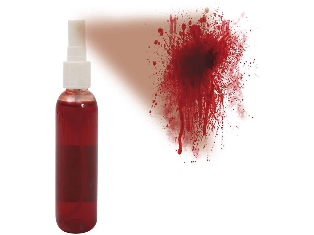 Recipiente Sangue em Spray 30ml