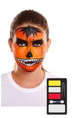 imagen Set de Maquillaje Calabaza