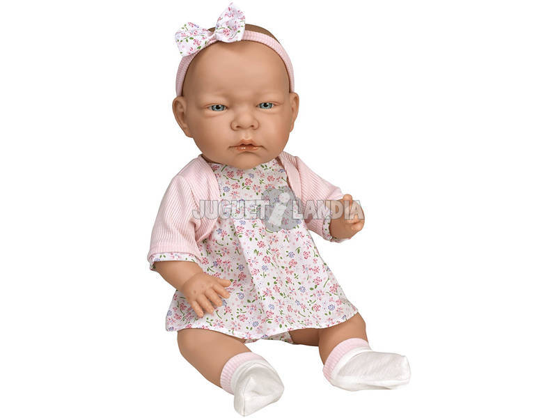 Nenuco Mi Primer Muñeco Bebé Deluxe 42 cm Famosa 700013903