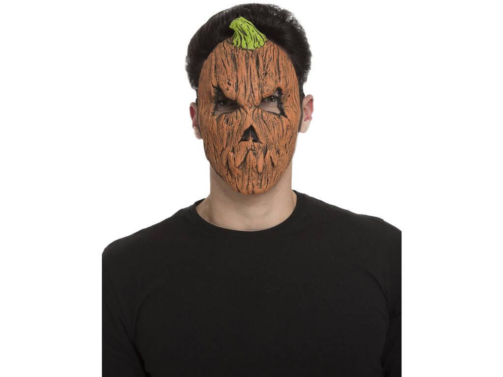 Maschera da Zucca 23x15x5 cm