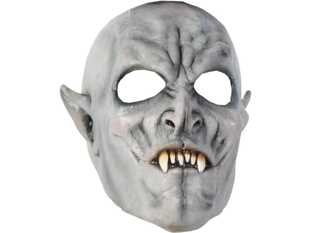Maschera Completa Vampiro Nosferatu 23x25 cm