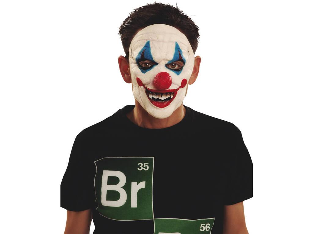 Máscara Palhaço Terrorífico