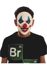 imagen Máscara Payaso Terrorífico