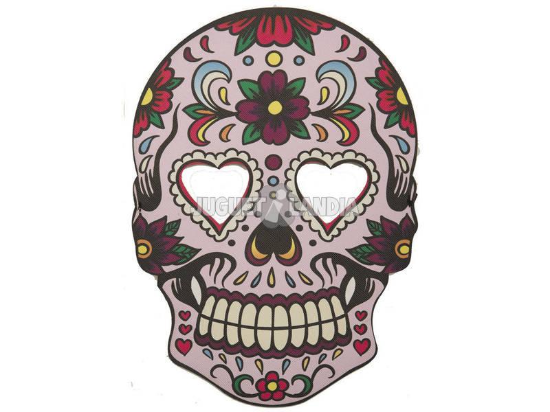 Sortido Máscara Catrina 25x18cm