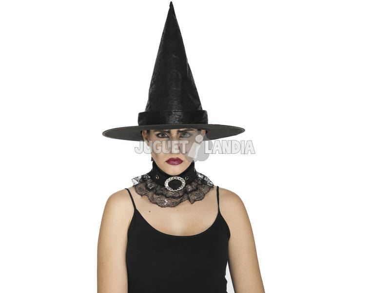 Chapéu de Bruxa 36cm