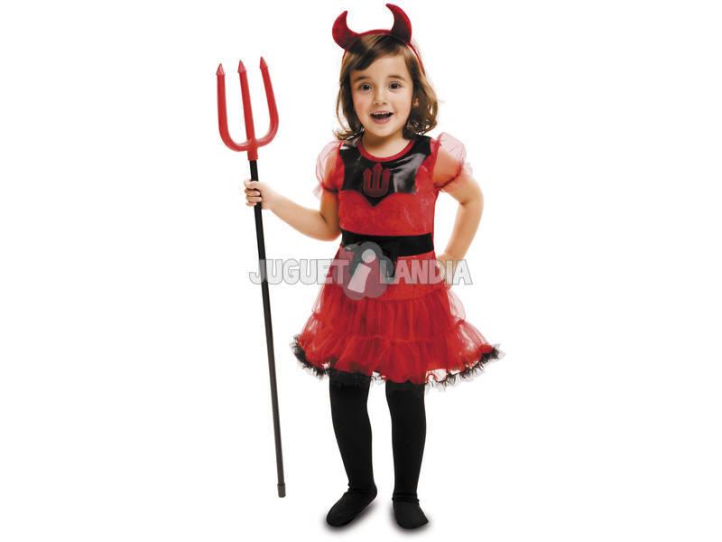 Disfarce Menina Doce Diabinha