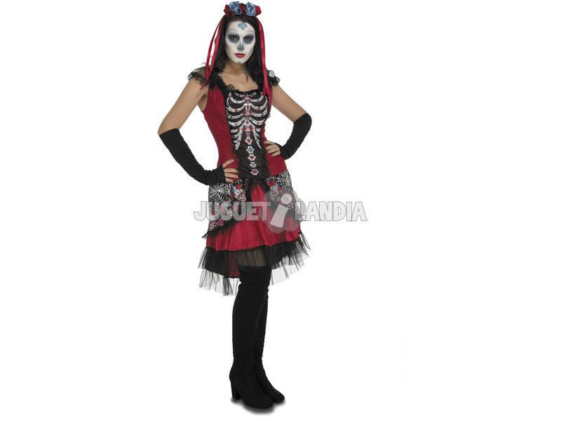 Disfraz L Mujer Sugar Skull