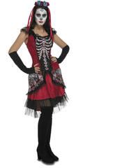 imagen Disfraz L Mujer Sugar Skull