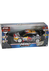 Radio contrôle 1:16 Race Series Citroen DS3 Red Bull Nikko 94692