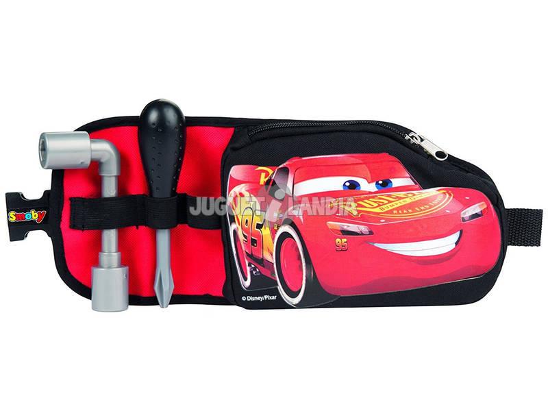 Cars 3 Cinto De Ferramentas e Raio McQueen Smoby 360150