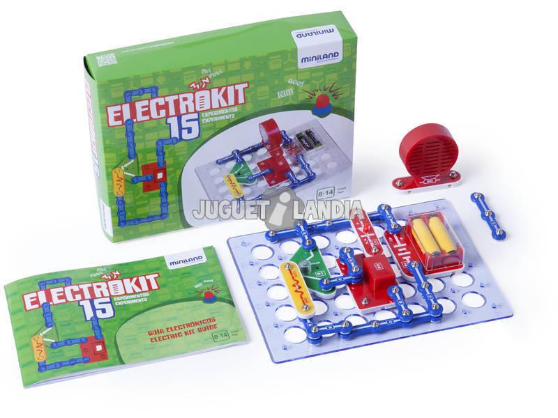 Electrokit 15 Esperimenti