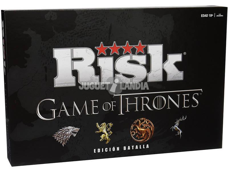 Risk Trono di Spade Edición Batalla Eleven Force 81212