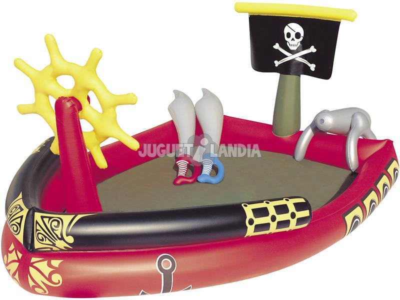 Centro gioco 190 x 140 x 96 cm. Pirati