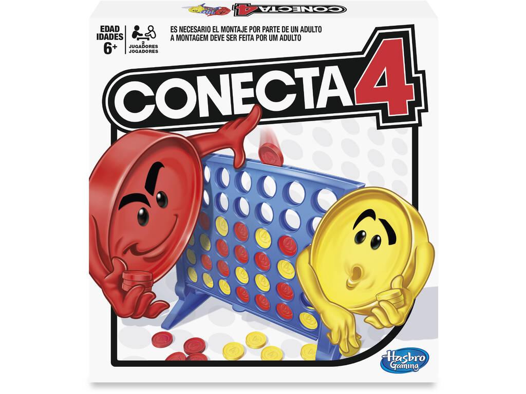 Jogo de Tabuleiro Conecta 4 HASBRO GAMING A5640