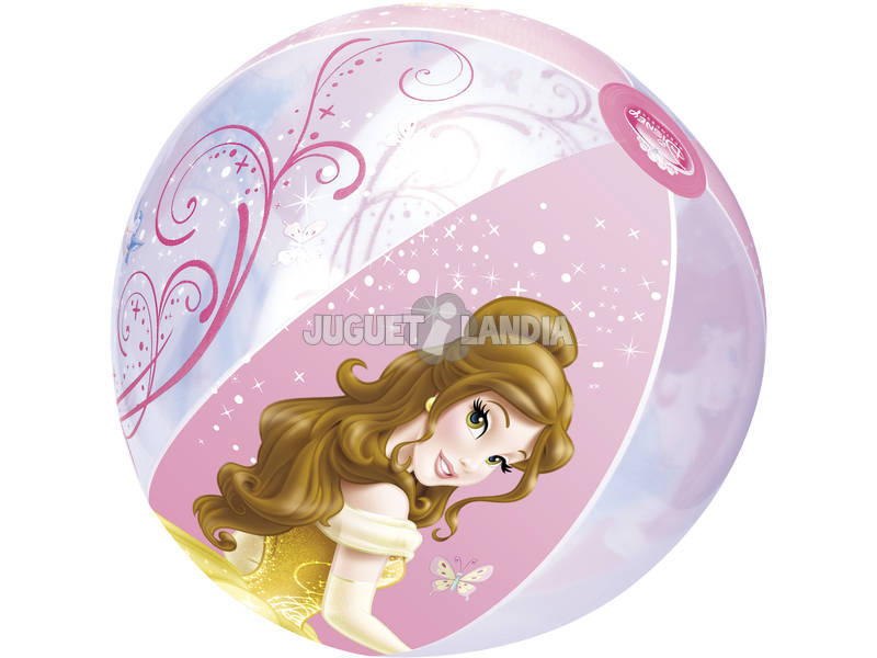Pallone gonfiabile 51 cm Principesse Bestway 91042