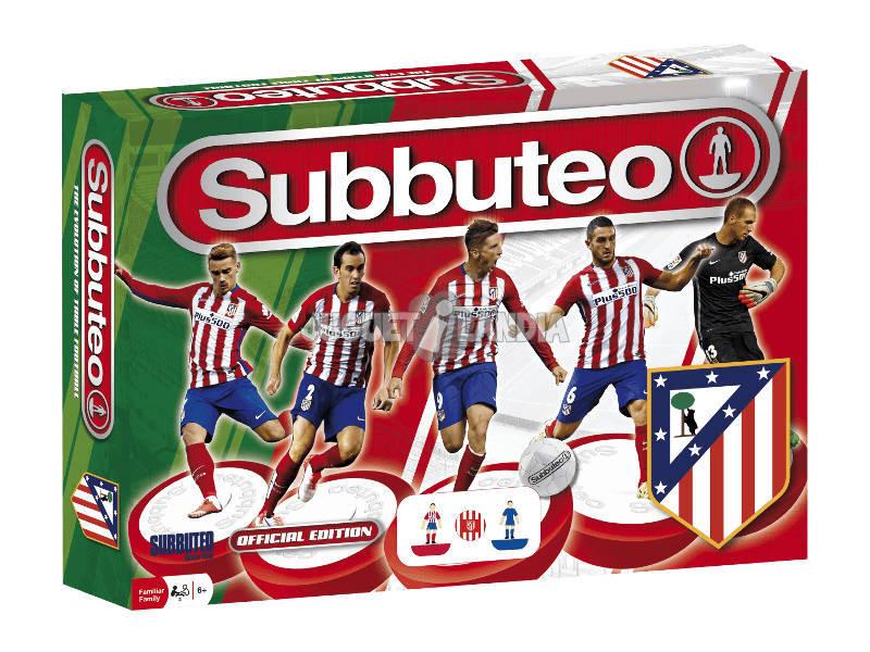 Subbuteo Atlético de Madrid