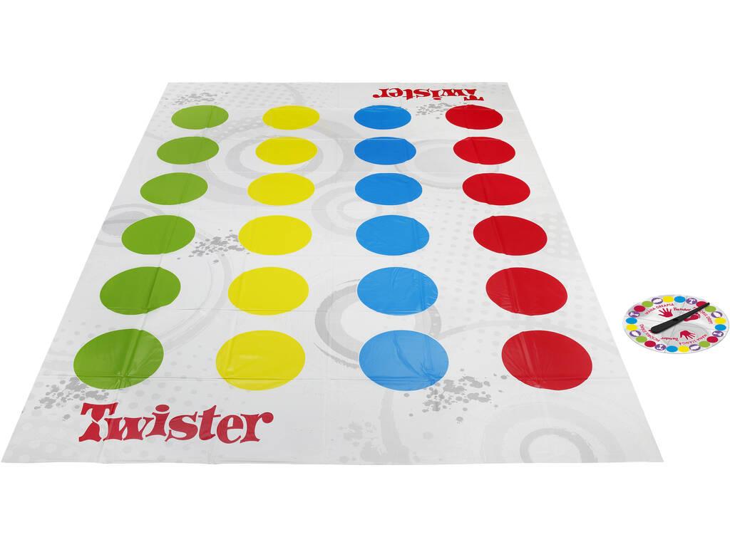 Jogo de habilidade Twister HASBRO GAMING 98831