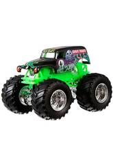 Hot Wheels Vehiculos Surtido Monster Jam 10x6x6cm Mattel BHP37