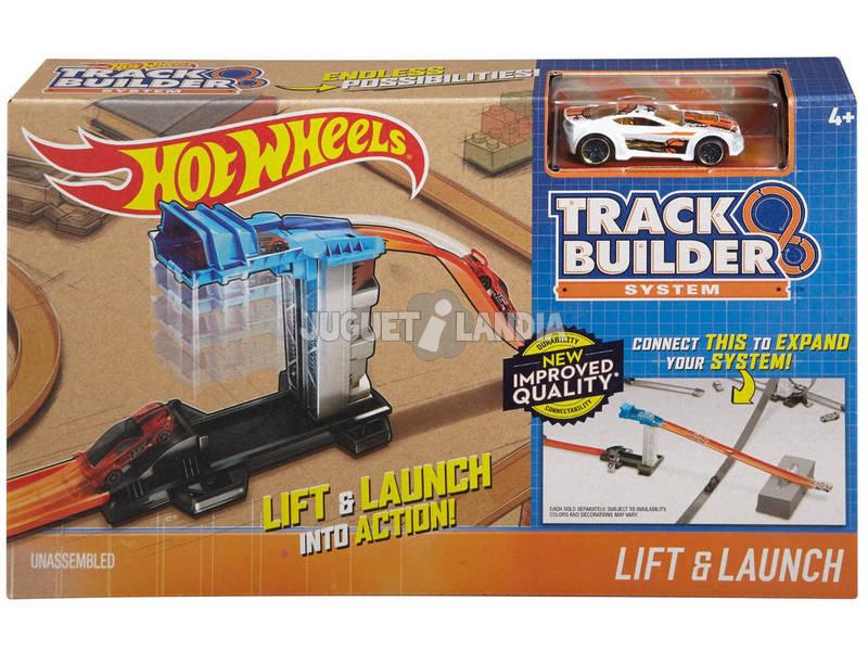 Hot Wheels Pack Accesorios Propulsores + Coche