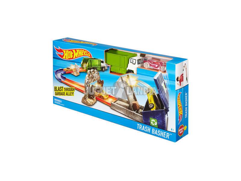 Hot Wheels Lanzador Del Terror. Mattel DNR74