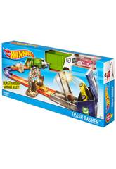 Hot Wheels Lanzador Del Terror