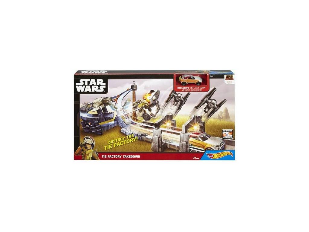 Pista Auto Star Wars assortiti