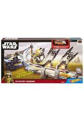 Piste de Voitures Star Wars Assortiment