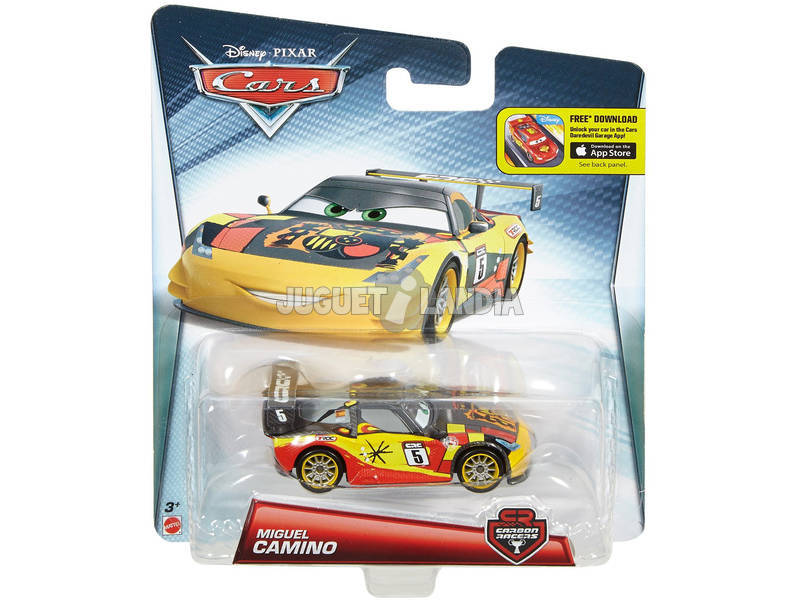 Carros Coches Carbon Racers