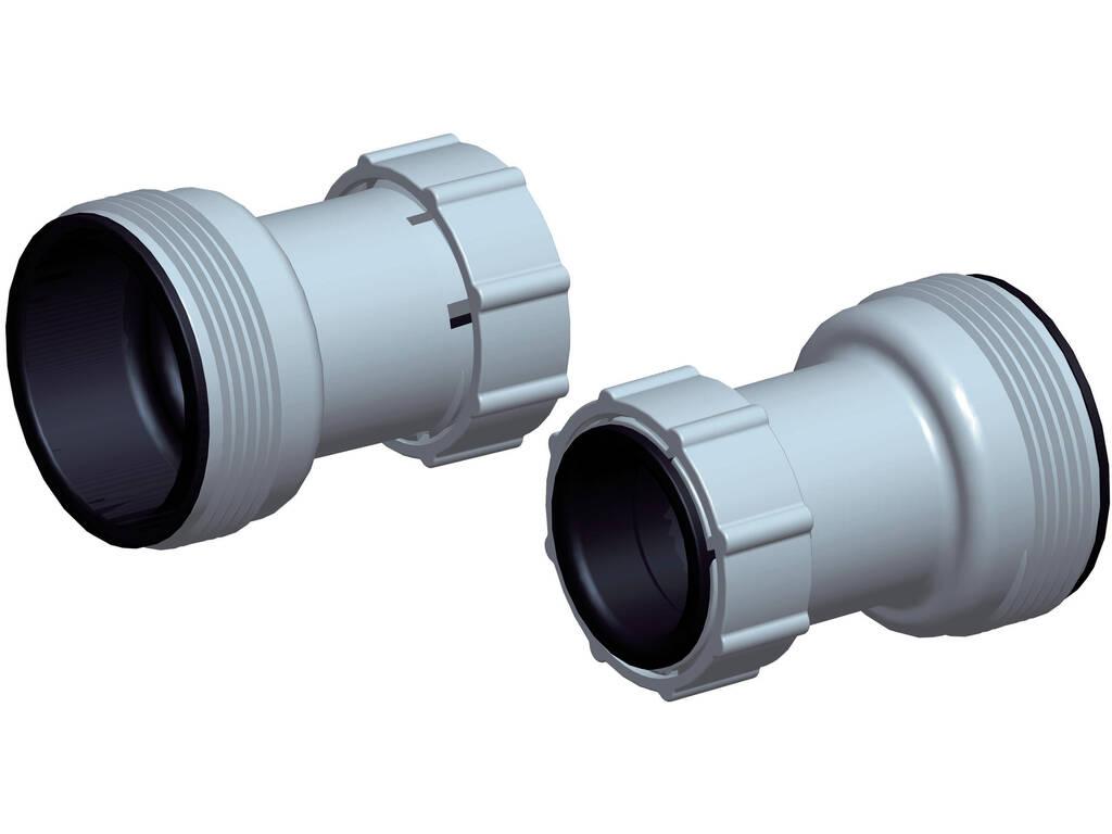 Conectores Para Purificador 38 - 32mm. 2 Peças