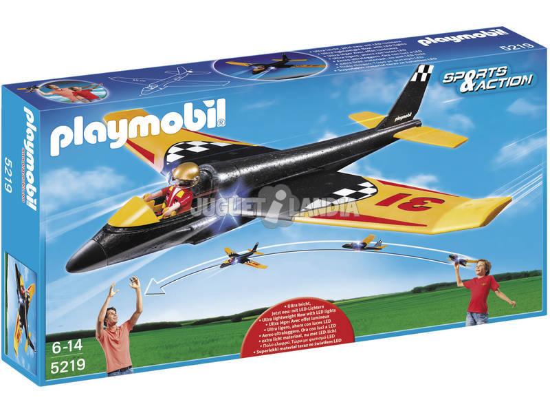 Playmobil Planador de Corridas Palymobil 5219