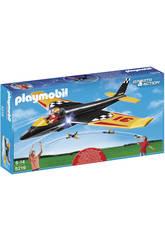 Playmobil Planeur de Courses