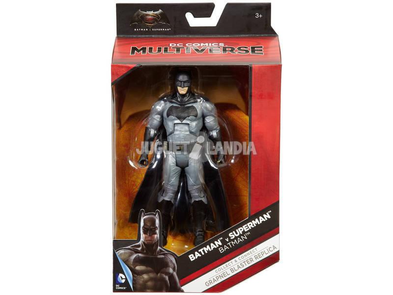 Figuras de Colecção Sortido Batman Vs Superman. Mattel DJH14