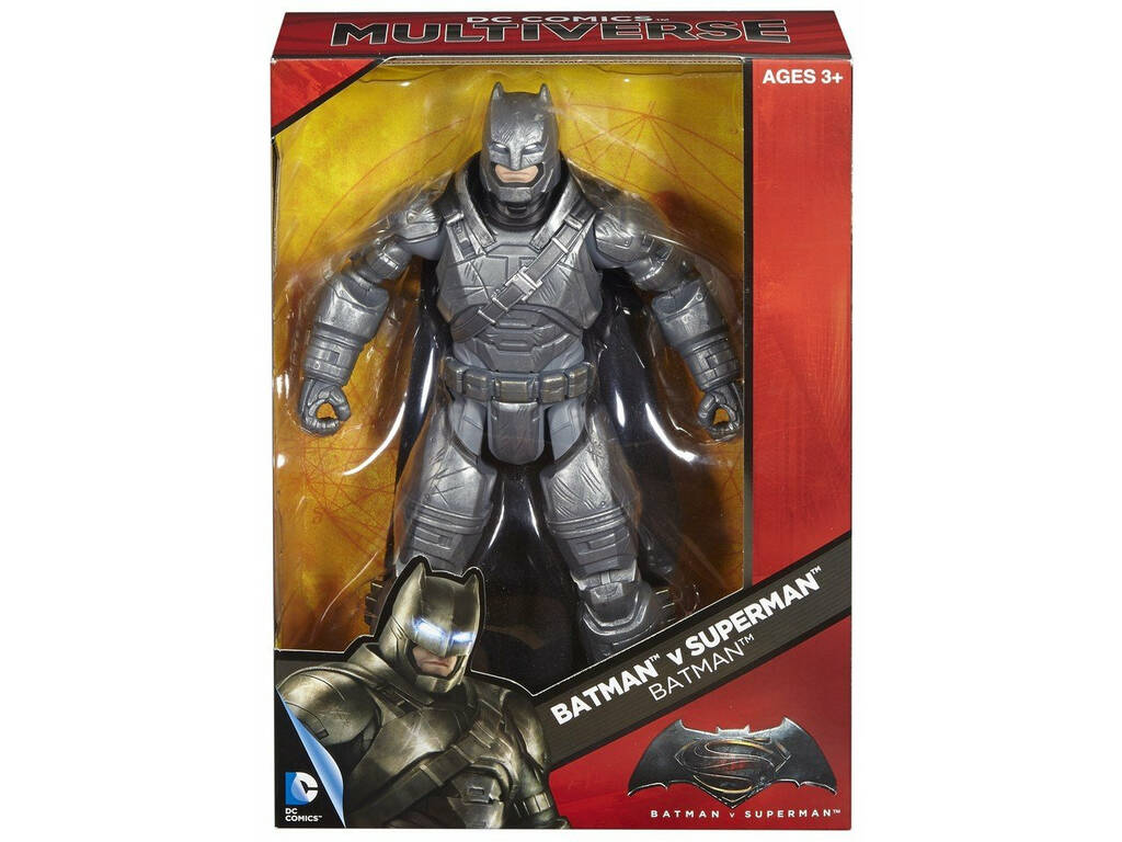 Batman Vs Superman Figura de Colección 30 cm. Mattel DHY32