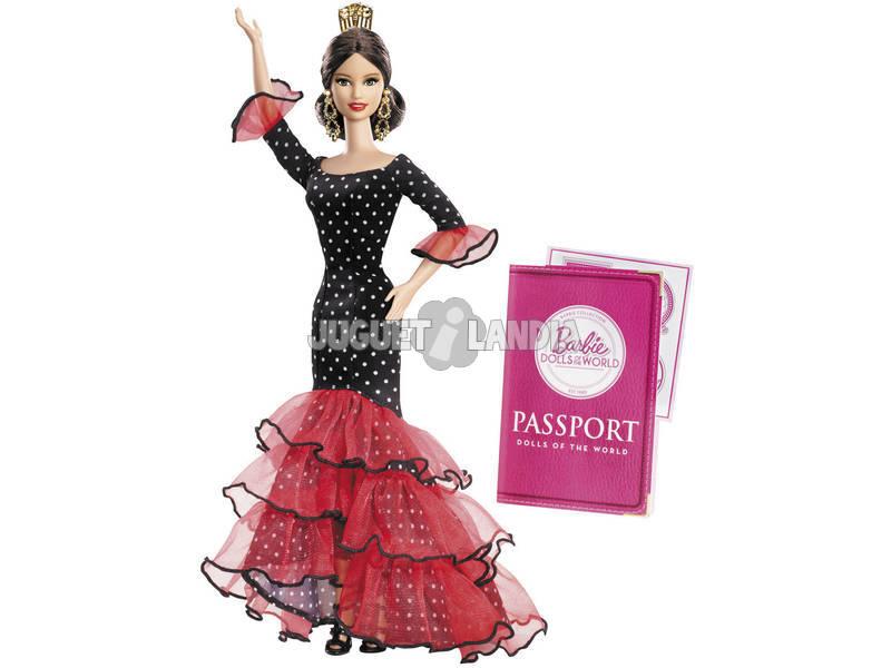 Barbie coleccion España Sara Baras