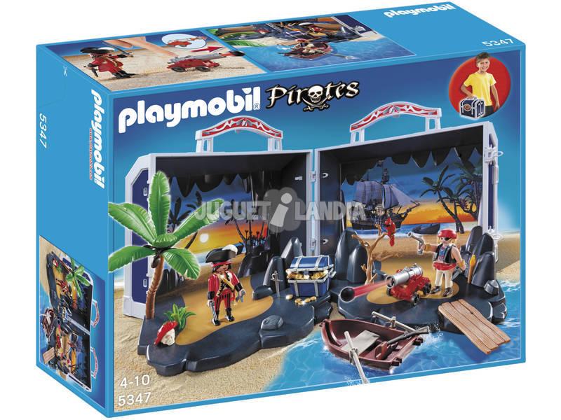 Playmobil Baule del Tesoro Pirata