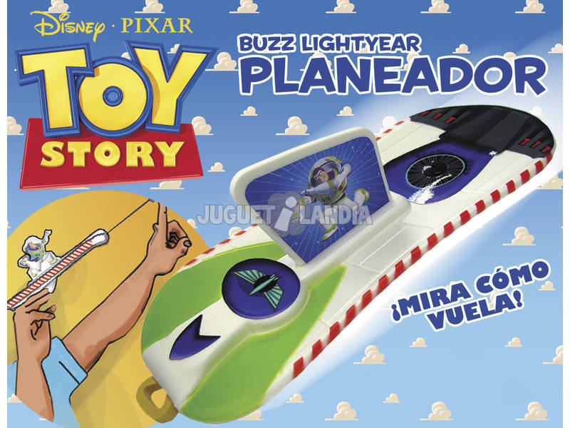 TOY STORY PLANEADOR SKY BOARDER