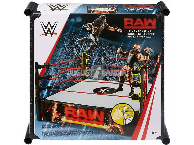 WWE Ring Super Estrelas. Mattel P9600