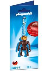 Playmobil Llavero Mono