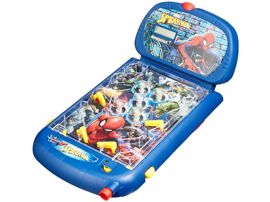 The Amazing Spiderman Super Pinball