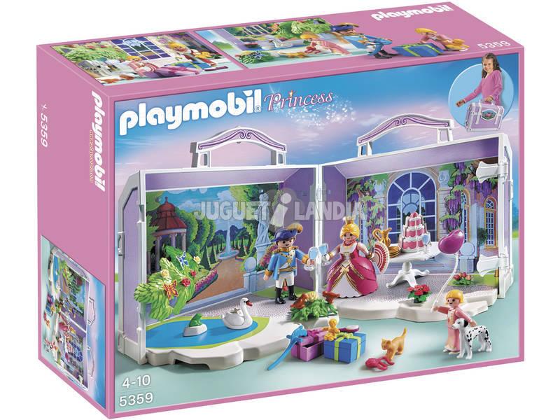 Playmobil Maletin de Cumpleaños Princesa