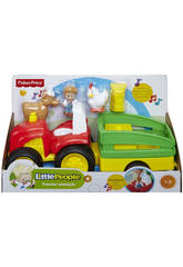 Fisher Price Tractor Cantarín