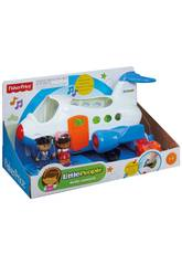 Fisher Price Avión Cantarín