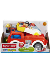 Fisher Price Camion de Pompiers Chanteur