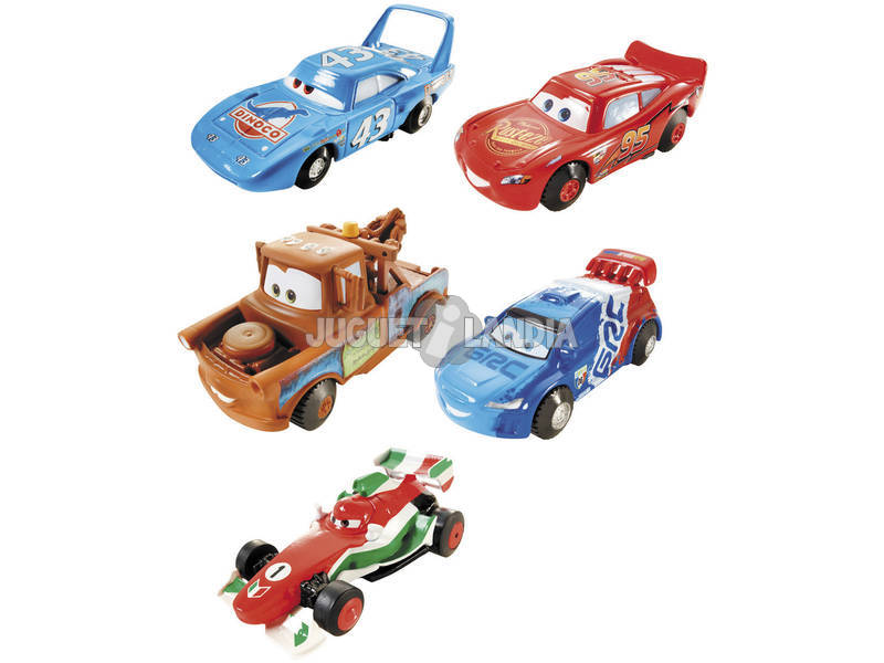 Coches Cars 2 Stunt Racers